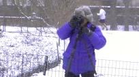 Induro on Location: Jim Zuckerman in Central Park