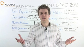 Linklove 2012 Speaker Preview and Predictions
