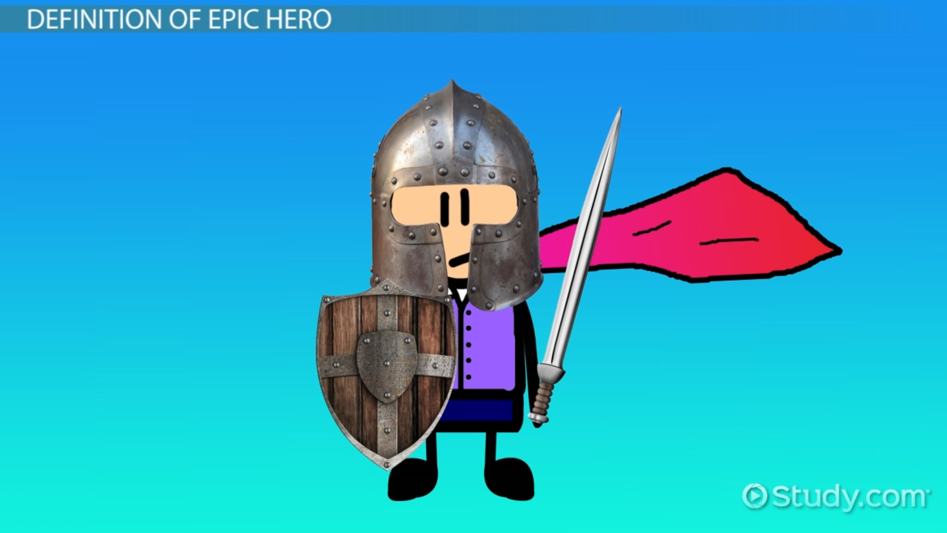 The Epic Poem & The Epic Hero - PowerPoint PPT Presentation