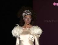 Desfile vestidos de noiva Isabel Zapardiez 2013 na Cibeles Madrid Noivas