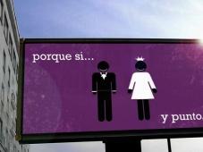 Invitación de bodas al estilo publicidad [Video]