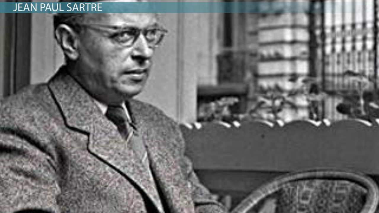 jean paul sartre existentialism video lesson transcript jean paul sartre existentialism video lesson transcript com