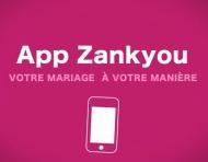 App Liste de mariage pour iPhone et Android