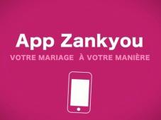 App Liste de mariage pour iPhone et Android [Vidéo]