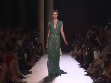 Desfile alta costura Elie Saab 2013 [Video]