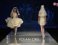 Desfile de vestidos de noiva curtos 2013