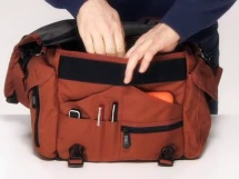 TENBA MESSENGER CAMERA BAG:  A Design Preferred by The Word's Best Photojournalists For Years