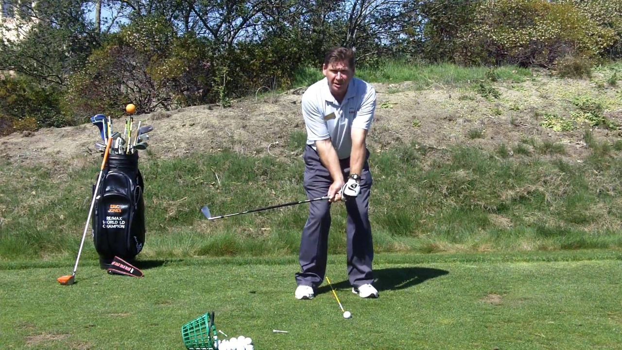 PreHinge Drill for More Distance and Speed - Begin Better Golf