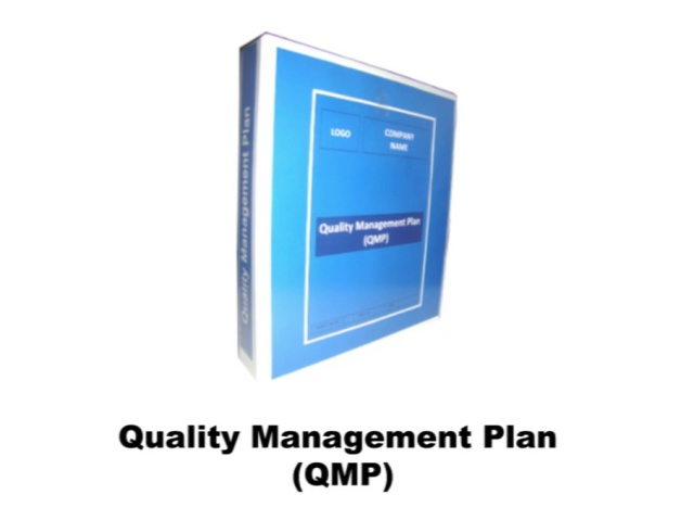 Quality Management Plan For Iso  Compliance In Construction