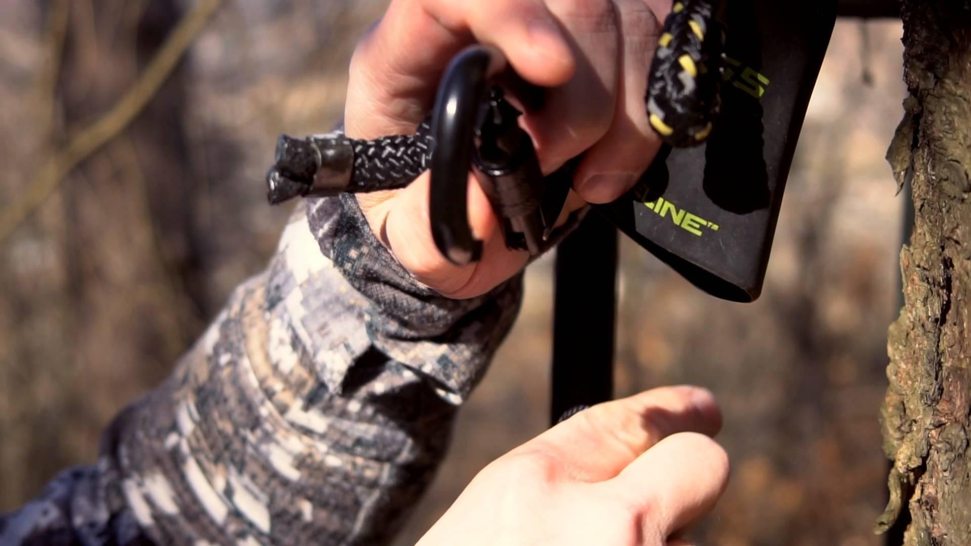 Hunter Safety System Hanger Harness