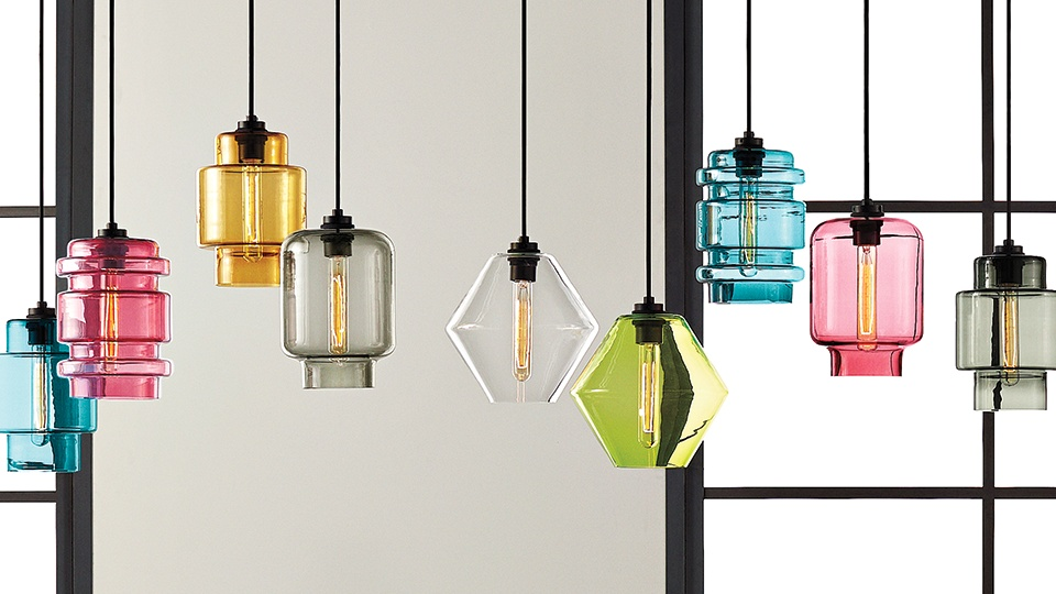Trove Modern Lighting Collection