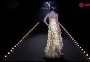 Desfile Sonia Peña 2014, vestidos de fiesta de los años 30