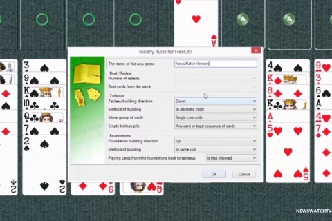 BVS Solitaire Collection - play Spider, Freecell, Pyramid, Klondike