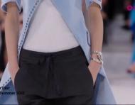 Christian Dior Primavera-Verano 2015: simplicidad en blanco