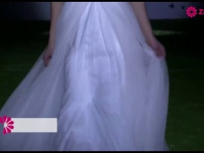 Vestidos de novia 2014 con mangas [Video]