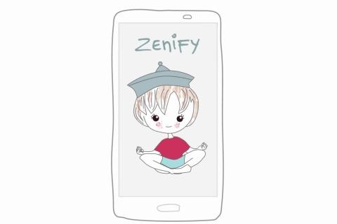 Zenify – Meditation, Clarity and Mindfulness.