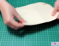 Busta origami per partecipazioni