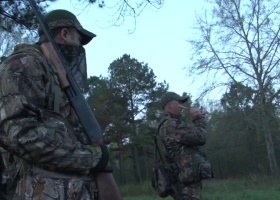 Inside & Out Season 4: Episode 4 - Military Warrior Turkey Hunt