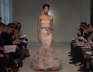 Los románticos vestidos de novia de Vera Wang