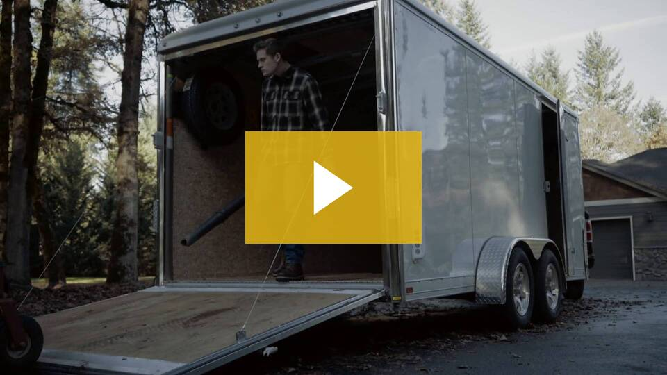 a trailer to fit every need