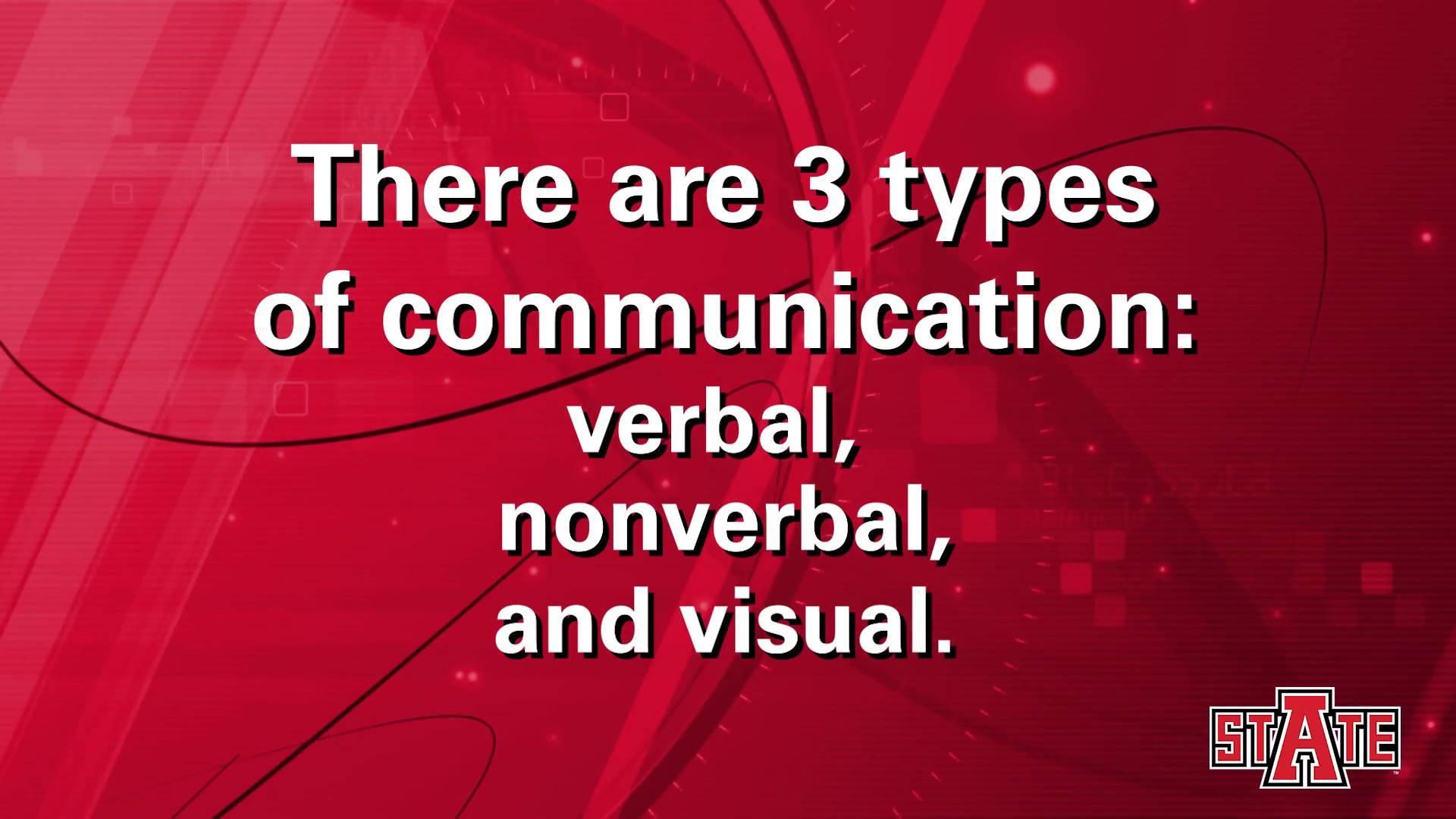 types of interpersonal skills
