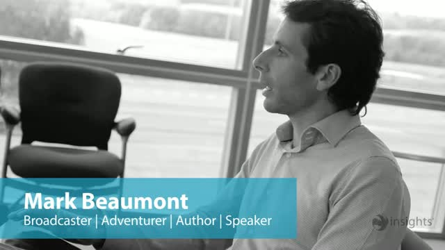 Mark Beaumont talks about Deeper Discovery