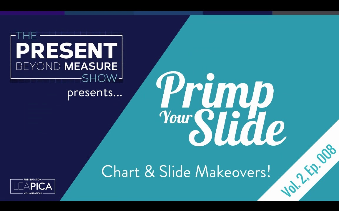 primp your slide dual axis stacked bar chart w survey data