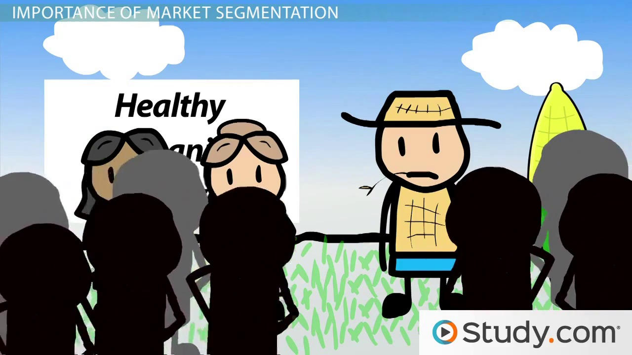 market segmentation why market segments are important to market segmentation why market segments are important to marketers video lesson transcript com