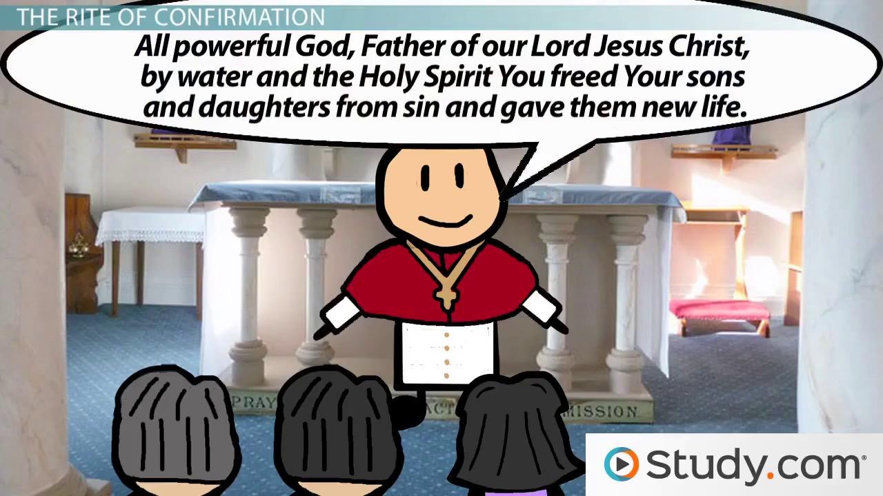 The 7 Catholic Sacraments: Definition & History - Video & Lesson ...
