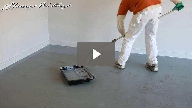 Epoxy Floor Coatings Shearer Painting