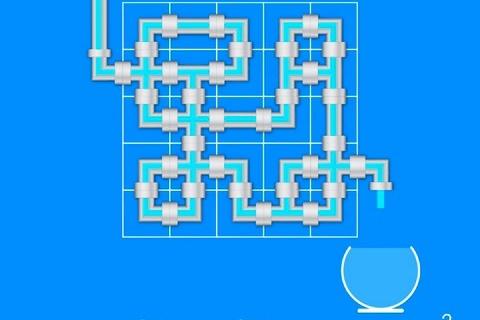 Pipuzz - amazing logic puzzle game.