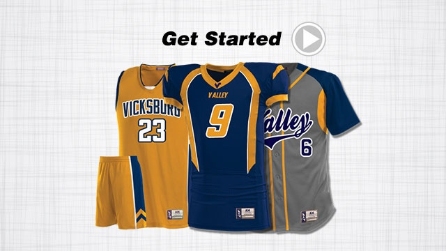 136e61790f0 Custom Team Jerseys and Uniforms