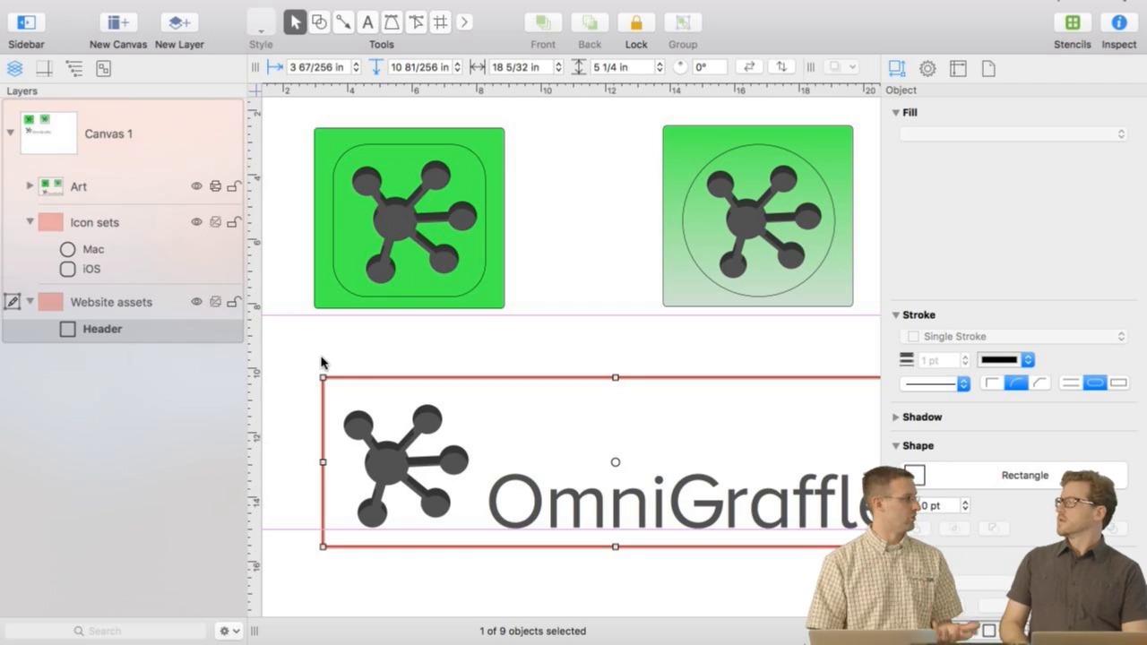 Flowchart Tutorial - Video - The Omni Group
