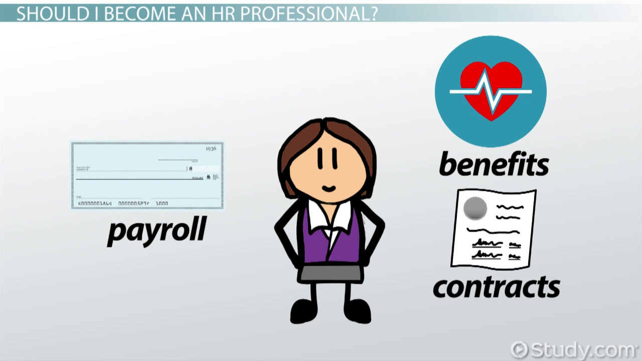 human resources how does one become a human resource professional