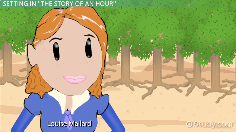 the story of an hour setting characters video lesson the story of an hour setting characters video lesson transcript com