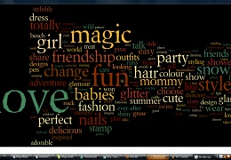 Girl Toys Wordle thumbnail