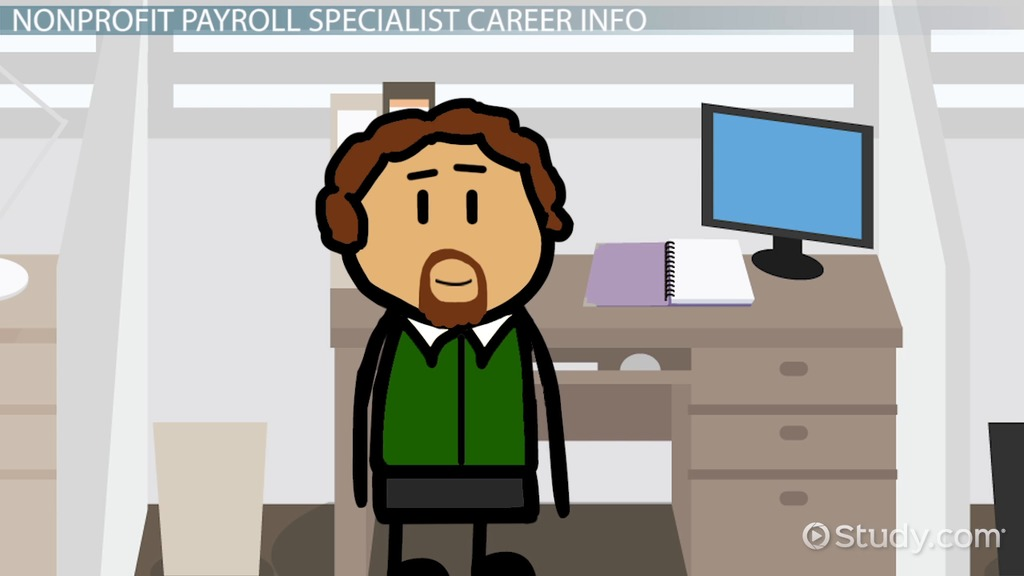How to Become a Nonprofit Payroll Specialist – Payroll Specialist Job Description