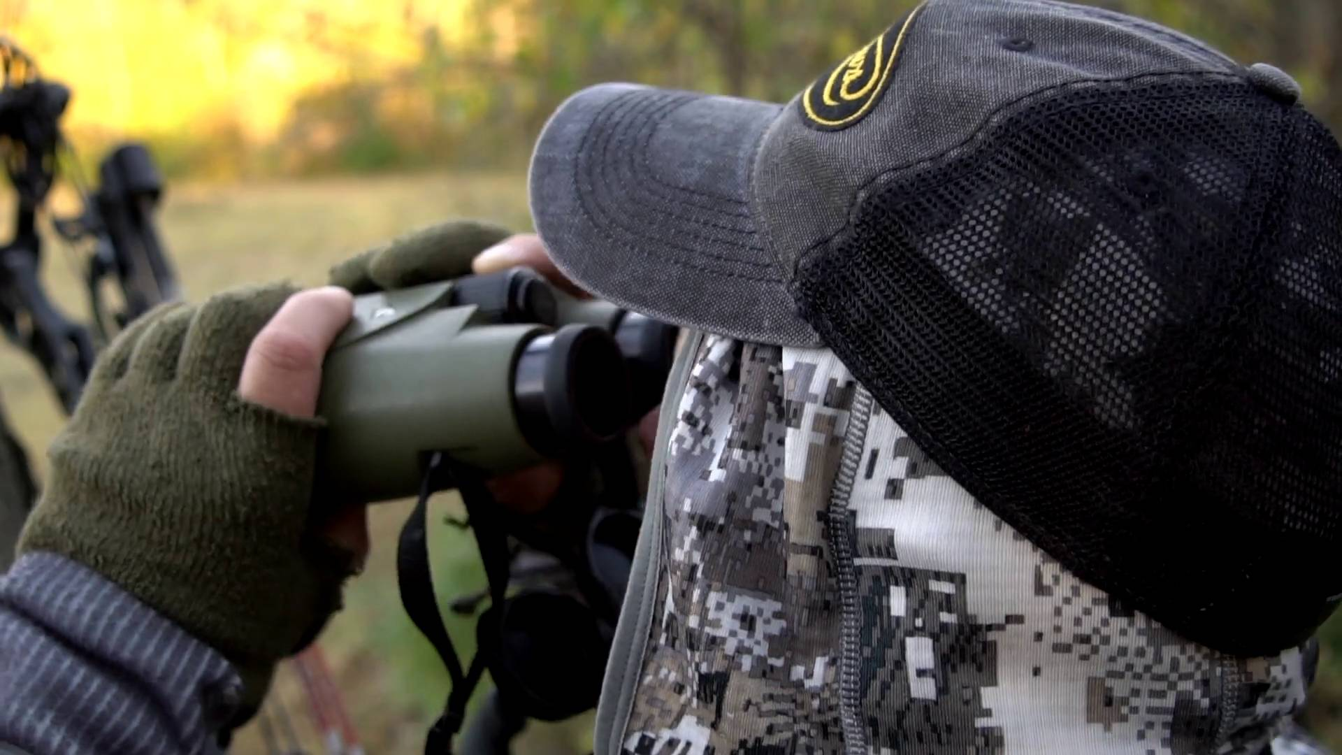 All Day Buck Hunting Strategy