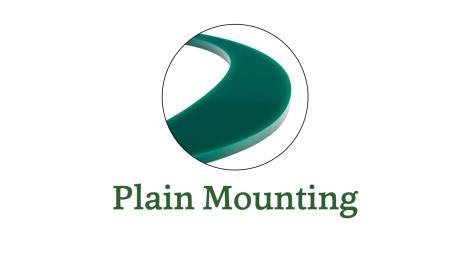 Plain Mount