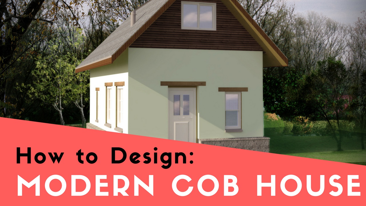 Modern cob house design video training this cob house video thumbnail fandeluxe Image collections