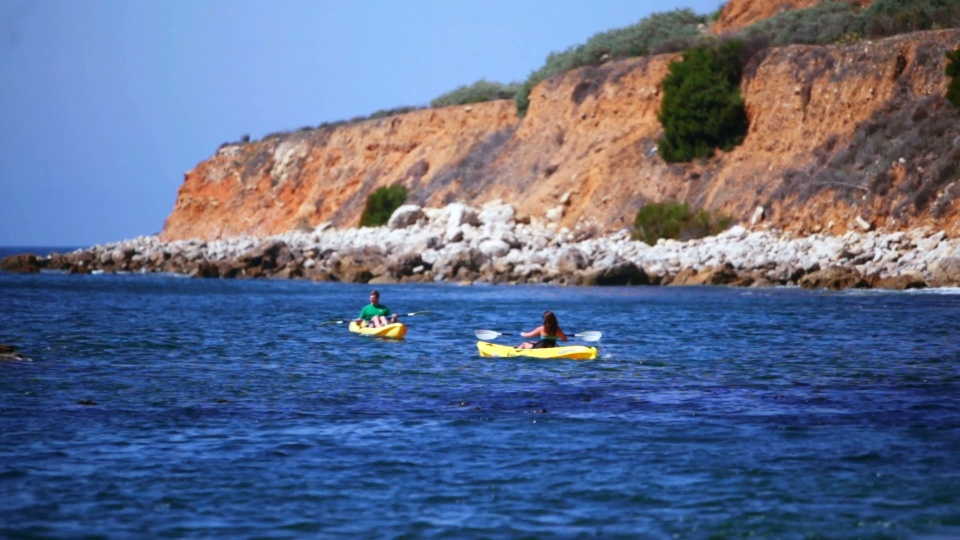 Wistia video thumbnail - Kayaking at Terranea Resort