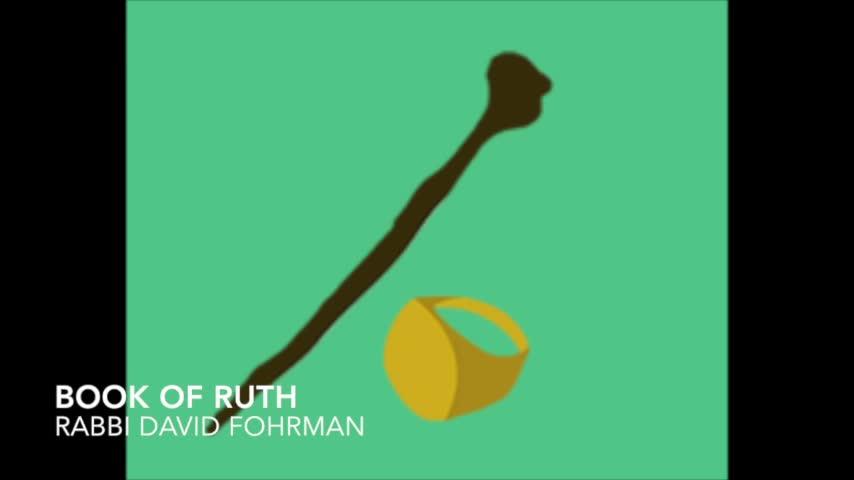 Book of Ruth II