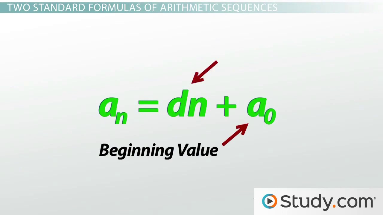 how to tell if sequence is arithmetic or geometric