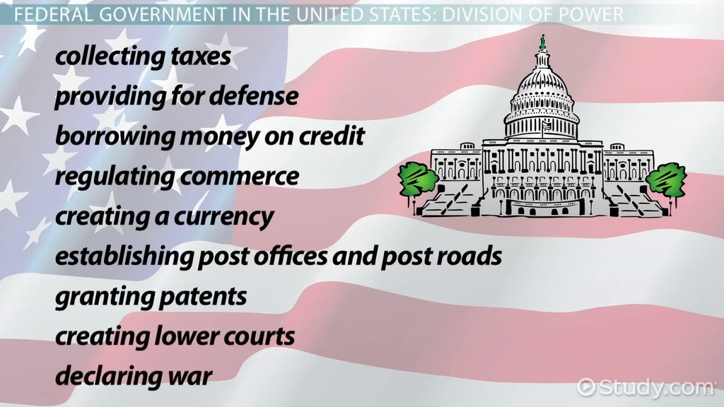 What is a Federal Government? - Definition, Powers & Benefits ...