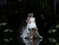 Desfile Pronovias 2013 na Barcelona Bridal Week