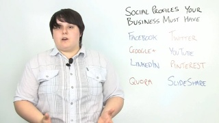 8 Social Media Profiles Your Business Must Have