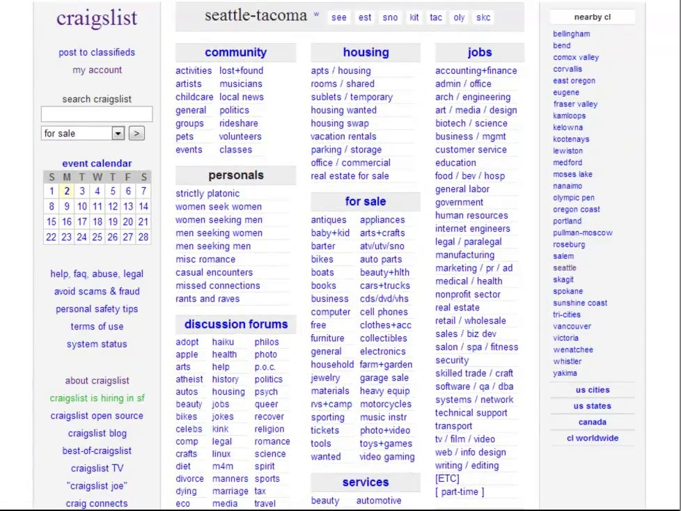 Using The Craigslist Tool 6 22