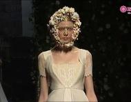 Desfile Victorio & Lucchino 2013 na Barcelona Bridal Week