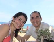 México: Sarahi en Gabriel