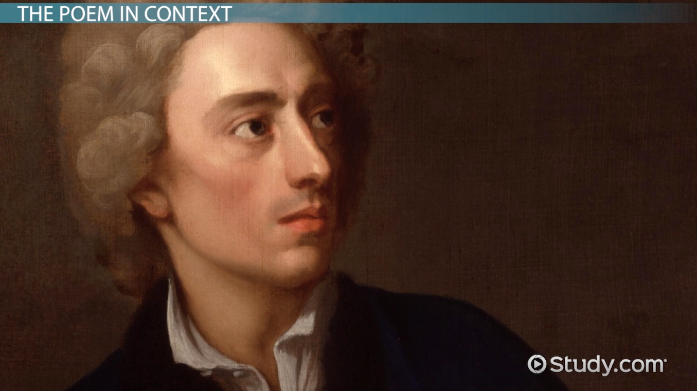 an essay on man epistle summary pope essay on man epistle  alexander pope s an essay on man summary analysis video alexander pope s an essay on